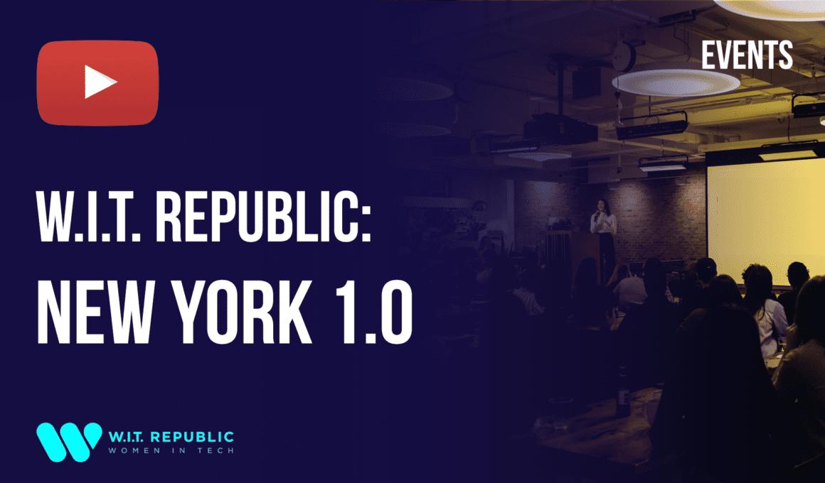 WIT NEW YORK