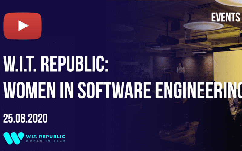 SOFTWARE ENGINEERING EVENT